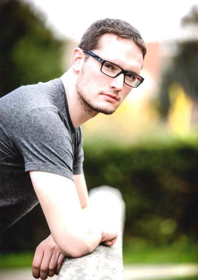 Bernhard Mathes - Gewinner des Glückskäfer-Stipendiums