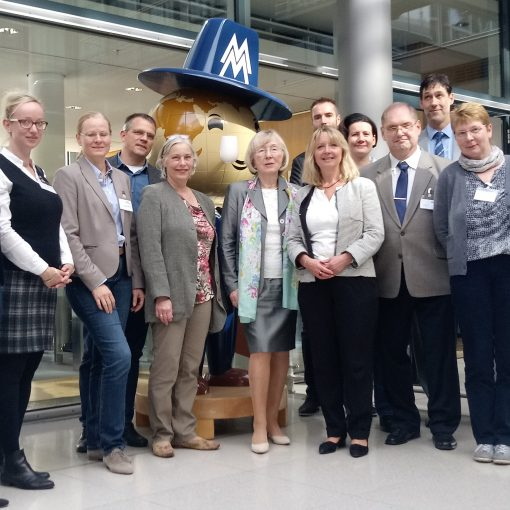 Gesprächskreis Personal in Leipzig 2018